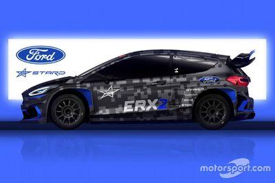 STARD Ford Fiesta ERX2 unveil