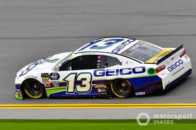 22. Ty Dillon, Germain Racing, Chevrolet Camaro GEICO