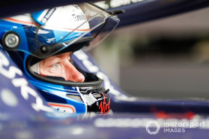 Sam Bird, Envision Virgin Racing