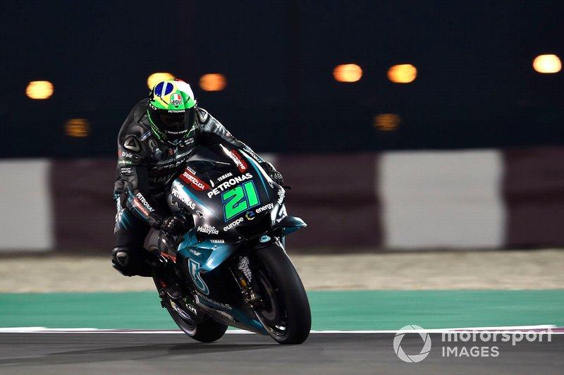 21 - Franco Morbidelli, Petronas Yamaha SRT