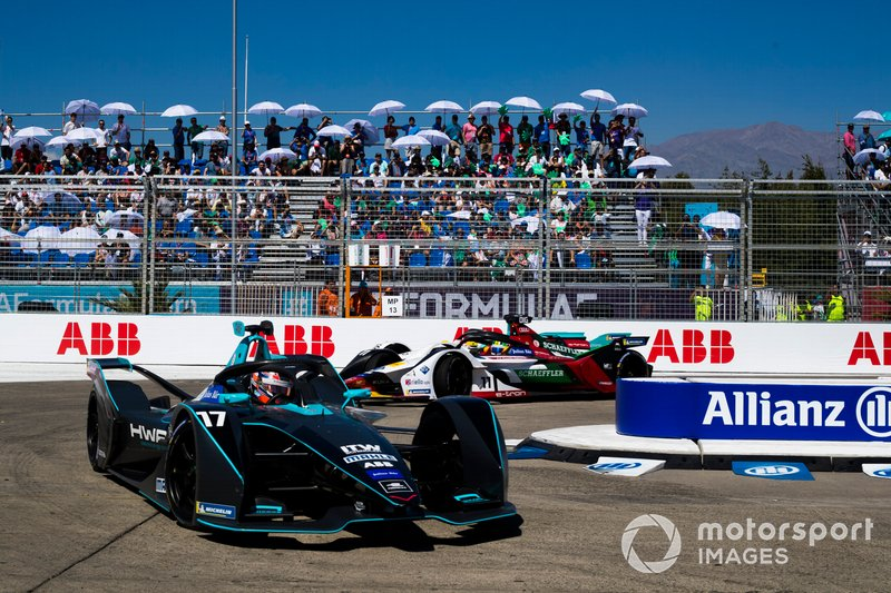 Гері Паффетт, HWA Racelab, VFE-05 Лукас ді Грассі, Audi Sport ABT Schaeffler, Audi e-tron FE05