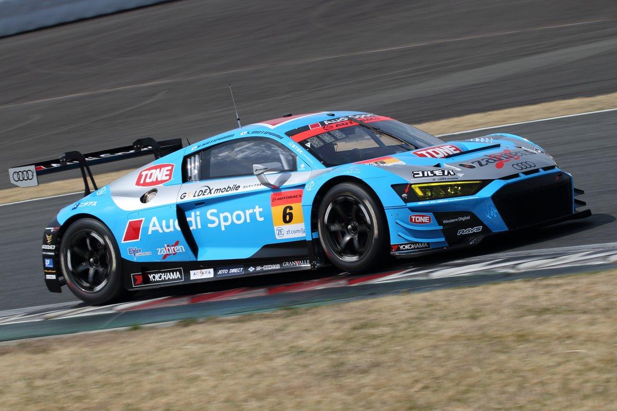 #6 Team LeMans Audi R8 LMS