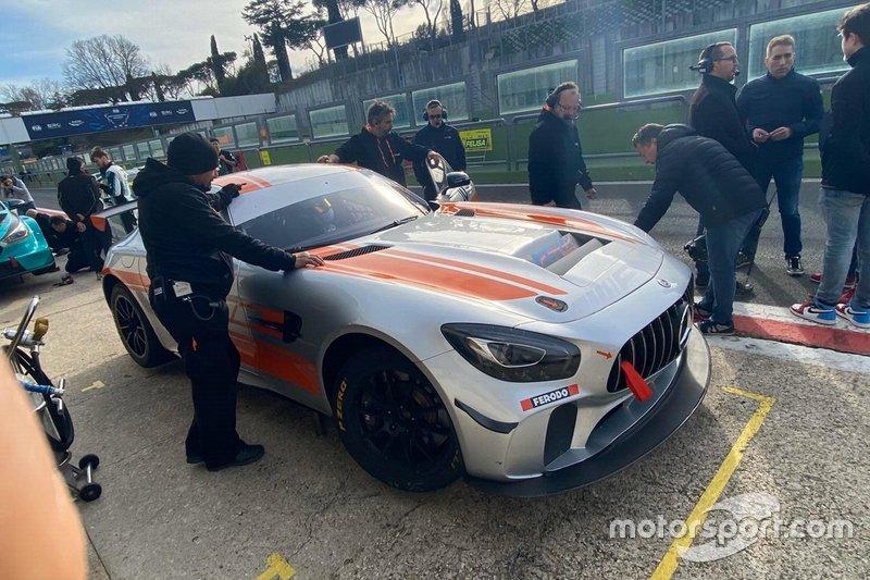 Test Enrico Bettera-Nova Race