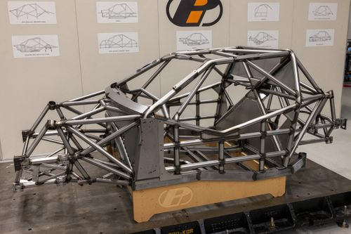 Pace Innovations Gen3 chassis launch