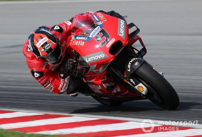 #9 Danilo Petrucci (Italien) – Ducati Desmosedici GP19 (Jahrgang 2019)