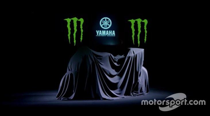 Previo presentación equipo Yamaha MotoGP
