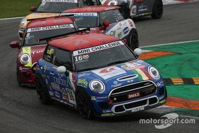 MINI Challenge: Monza