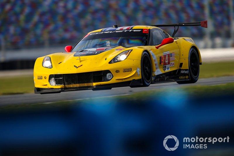 #4 Oliver Gavin, Tommy Milner, Marcel Fassler; Corvette Racing, Corvette C7.R (GTLM)