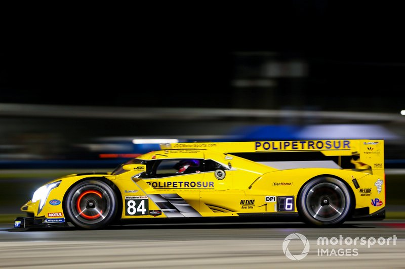 #84 Simon Trummer, Stephen Simpson, Chris Miller, Juan Piedrahita: JDC-Miller Motorsports, Cadillac DPi (DPi)
