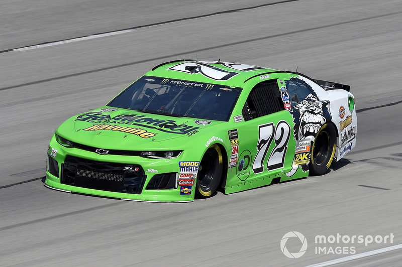 37. Corey LaJoie, TriStar Motorsports, Chevrolet Camaro Gas Monkey Garage
