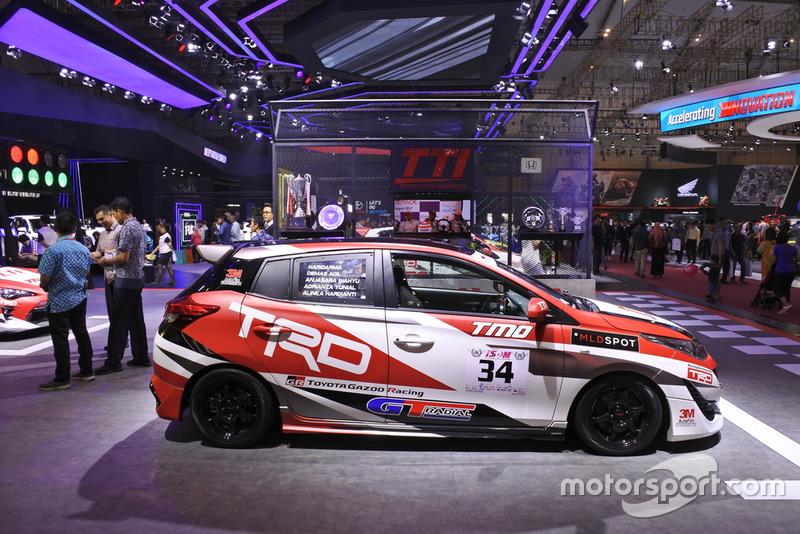 Toyota Yaris, Toyota Team Indonesia