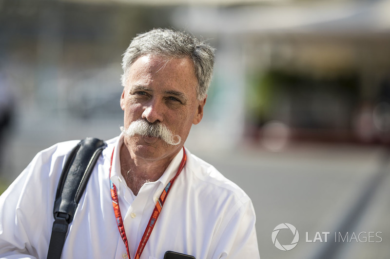 Chase Carey, Formula One Group