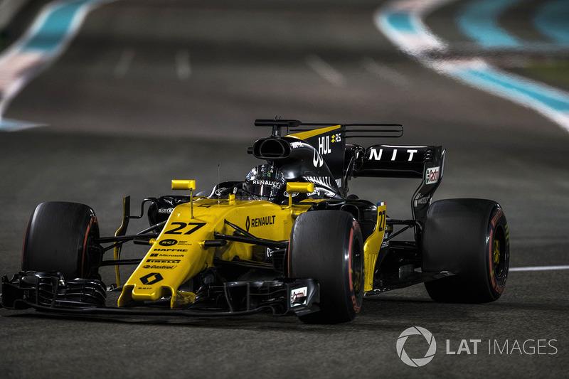 Renault mit Grund zur Freude bei Rennende
