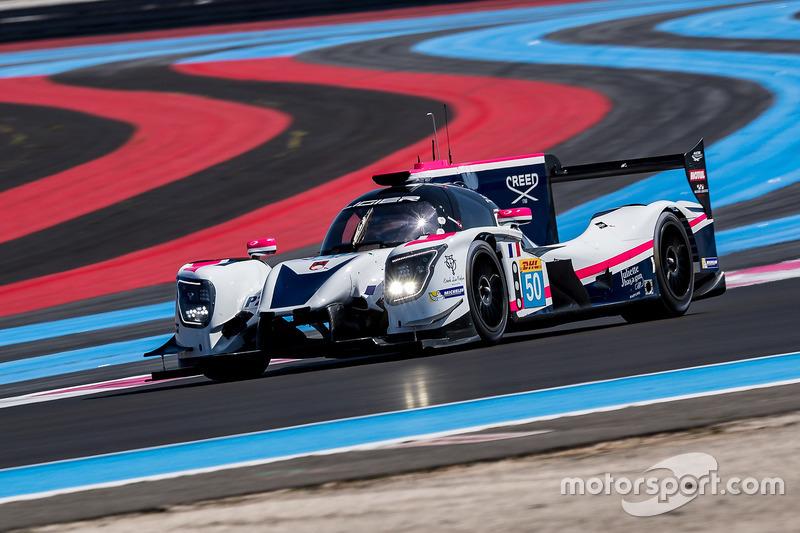 (LMP2) #50 Larbre Competition Ligier JSP217: Erwin Creed, Romano Ricci, Fernando Rees