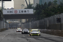 Edoardo Mortara, Mercedes-AMG Team Driving Academy, Mercedes - AMG GT3 leads