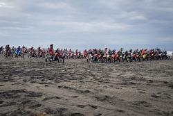 Bike start at Stage 4