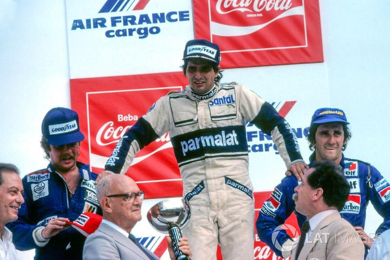 GP de Brasil 1982