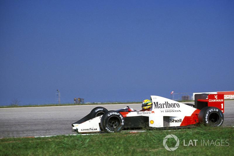 GP de Brasil 1989