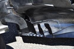 Ferrari SF71H, dettagli aerodinamici