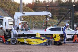 Ralph Boschung, Team LeMans after his crashes