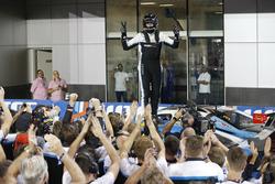 Чемпион мира Тед Бьорк, Polestar Cyan Racing