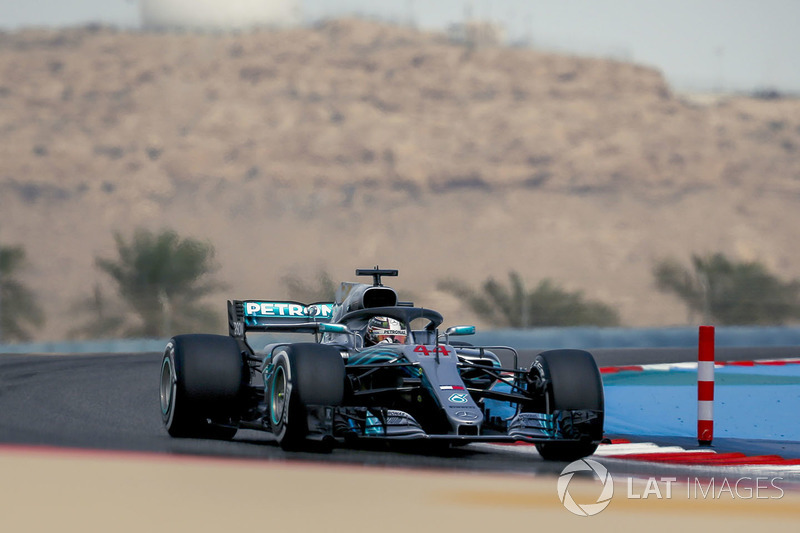 Льюіс Хемілтон, Mercedes-AMG F1 W09 EQ Power+