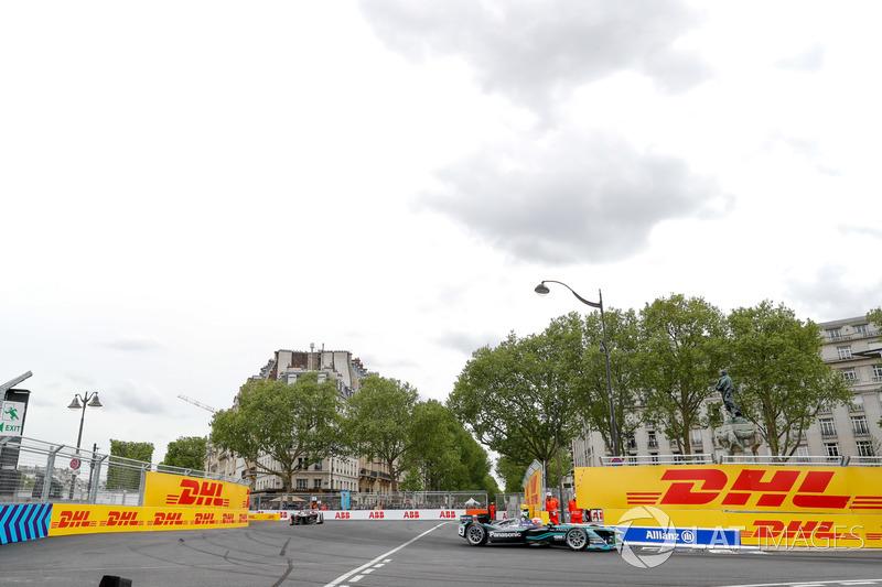 Nelson Piquet Jr., Jaguar Racing, Edoardo Mortara, Venturi Formula E Team