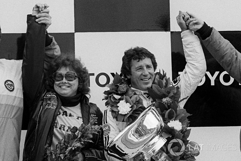 Phil Hill (1961), Mario Andretti (1978).