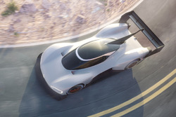 Volkswagen I.D. R for 2018 Pikes Peak
