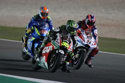Cal Crutchlow, Team LCR Honda, Danilo Petrucci, Pramac Racing, Alex Rins, Team Suzuki MotoGP