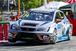 Pepe Oriola, Team Oscaro by Campos Racing Cupra TCR
