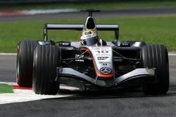 Juan Pablo Montoya, McLaren Mercedes MP4/20