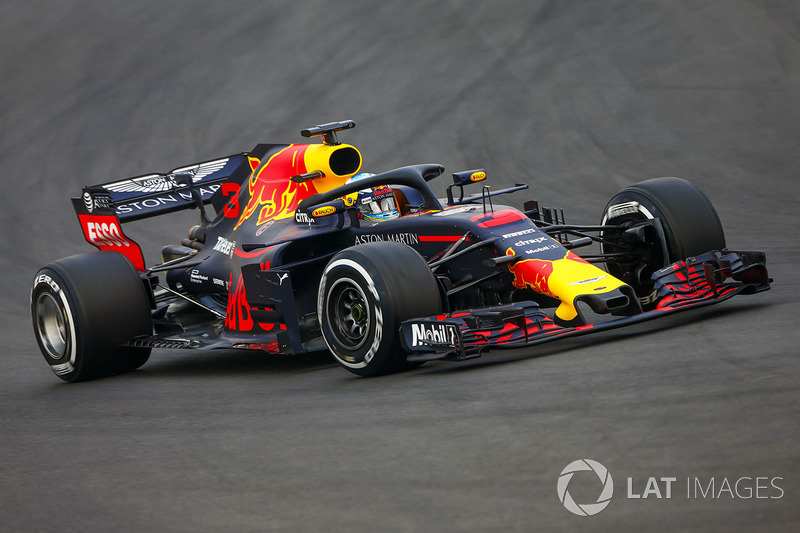 2018: Red Bull Racing RB14