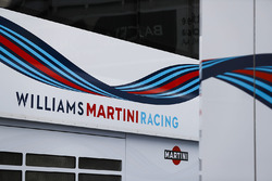 The Williams hospitality unit