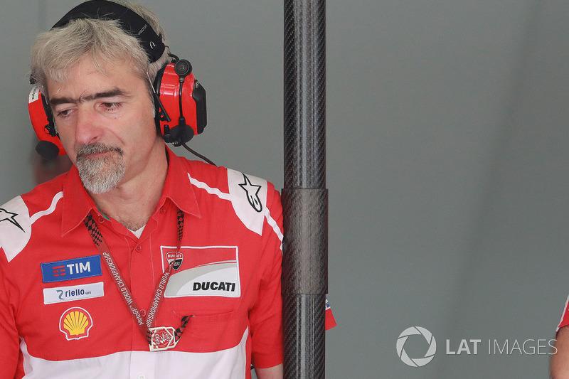 Gigi Dall'Igna, Ducati Team General Manager