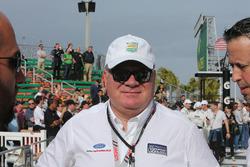 Chip Ganassi, propietario de Chip Gannassi Racing