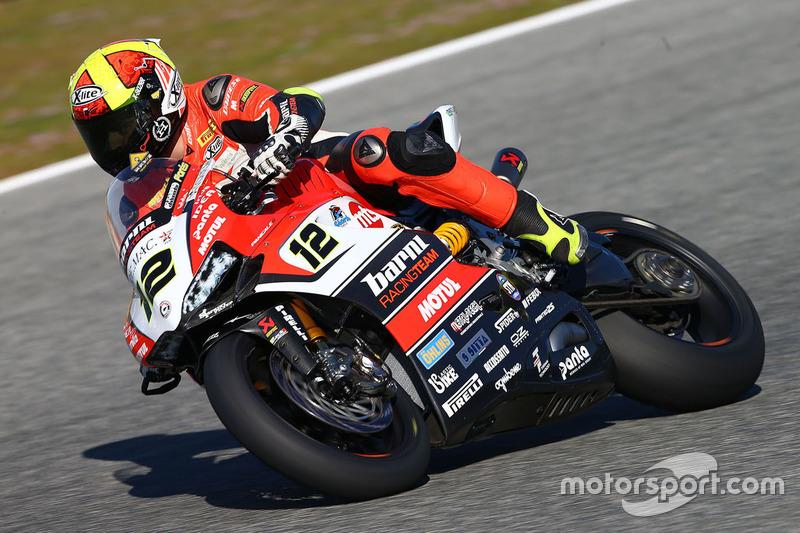 Xavi Forés, Barni Racing Team