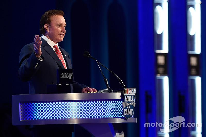Richard Childress, entronizado al Salón de la Fama de NASCAR