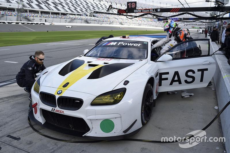 Bruno Spengler, BMW Team RLL, Bill Auberlen, BMW Team RLL