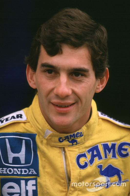 Ayrton Senna, Team Lotus