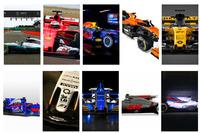 2017 F1 araçları