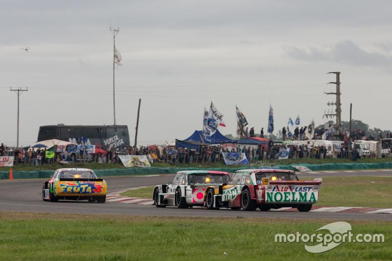 Juan Martin Bruno, UR Racing Dodge, Leonel Sotro, Di Meglio Motorsport Ford, Prospero Bonelli, Bonel