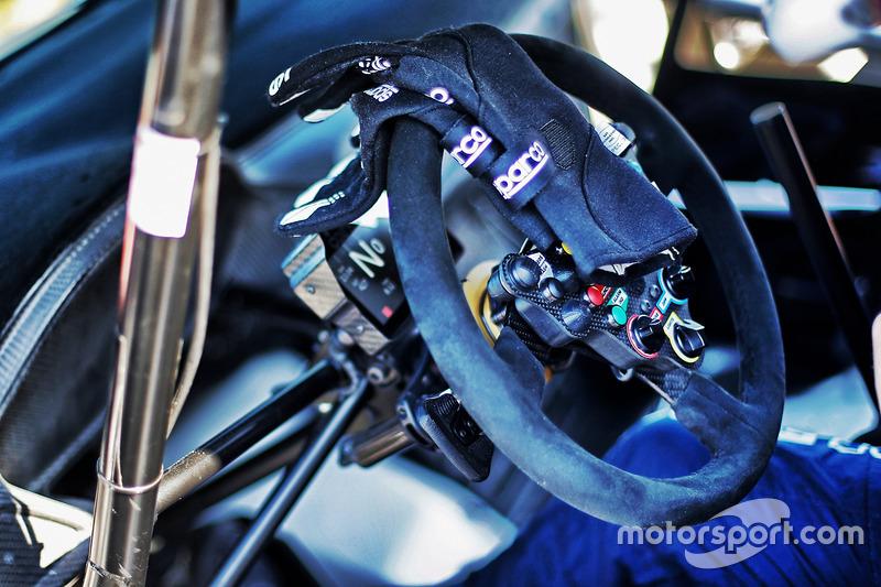 Lenkrad: M-Sport, Ford Fiesta WRC