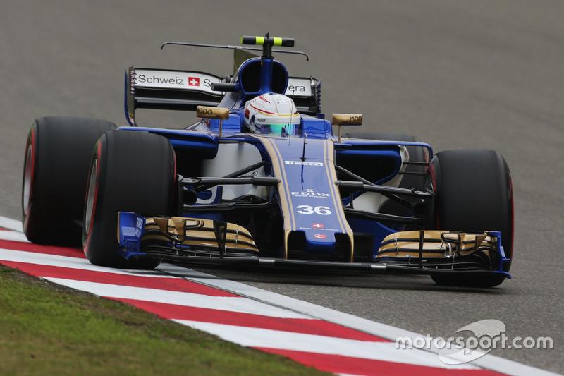 21º Antonio Giovinazzi, Sauber C36 (0 puntos)