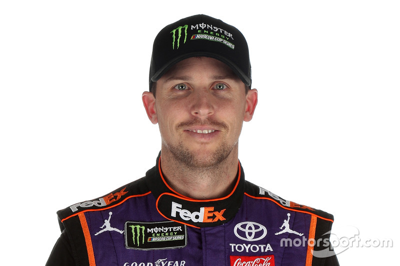Denny Hamlin, Joe Gibbs Racing