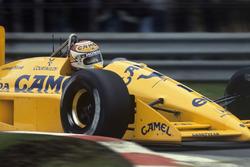 Nelson Piquet, Lotus 100T Honda, 3rd place