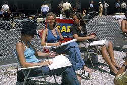 Barbro Peterson, Ehefrau von Ronnie Peterson