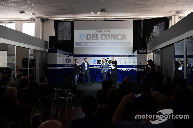 Fausto Gresini, Team Manager Gresini Racing Team con invitados