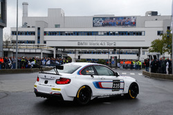 Nico Menzel, BMW M235i Racing