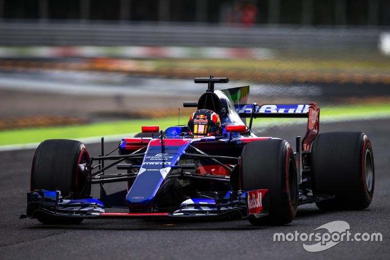 Toro Rosso : 2017